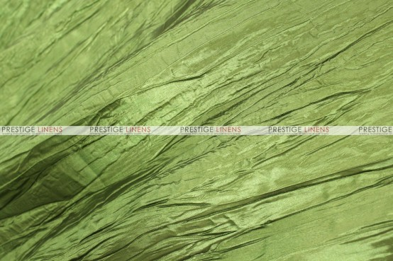 Crushed Taffeta - Fabric by the yard - 749 Dk Lime