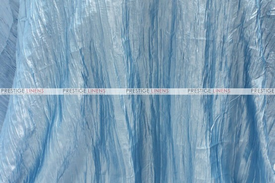 Crushed Taffeta - Fabric by the yard - 926 Baby Blue