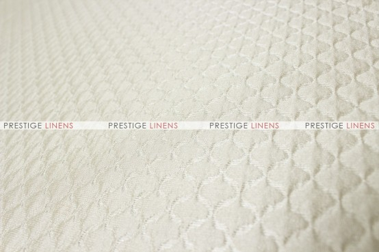 Curtis - Fabric by the yard - Ivory