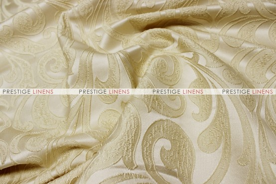 Delta Damask - Fabric by the yard - Beige
