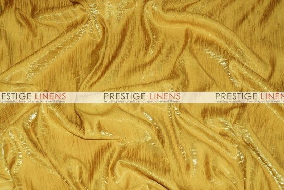 Iridescent Crush Draping - Dk Gold