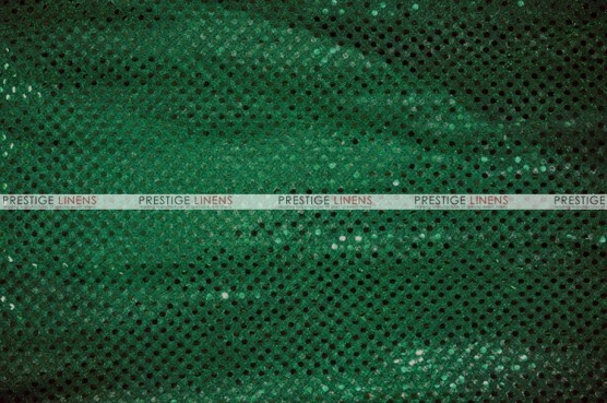 Dot Sequins 3mm - Fabric by the yard - Hunter