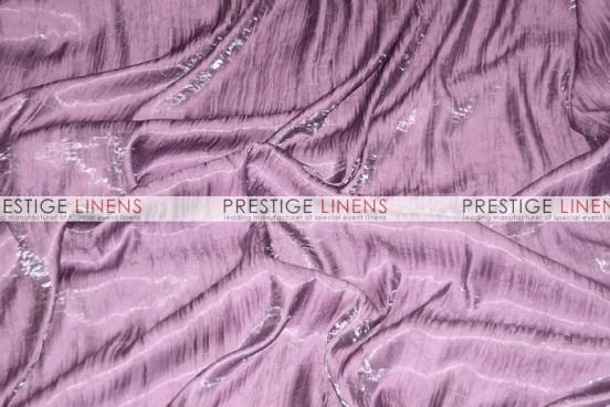 Iridescent Crush Draping - Dk Lilac