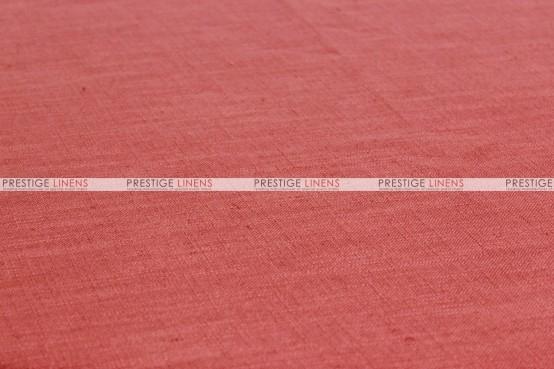 Dublin Linen - Fabric by the yard - Crimson