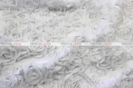 Efflorescent - Fabric by the yard - White