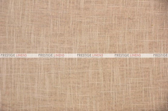 Faux Sheer Linen - Fabric by the yard - Champagne