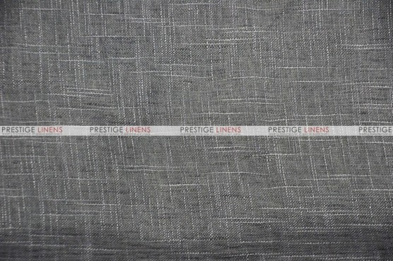 Faux Sheer Linen - Fabric by the yard - Grey