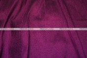 Faux Silk Dupioni - Fabric by the yard - 2029 Lt Plum