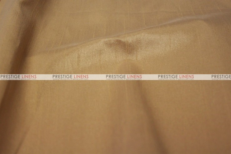Faux Silk Dupioni - Fabric by the yard - 2030 Taupe