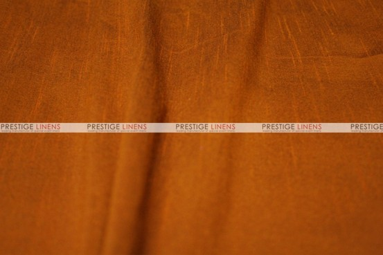 Faux Silk Dupioni - Fabric by the yard - 2036 Copper