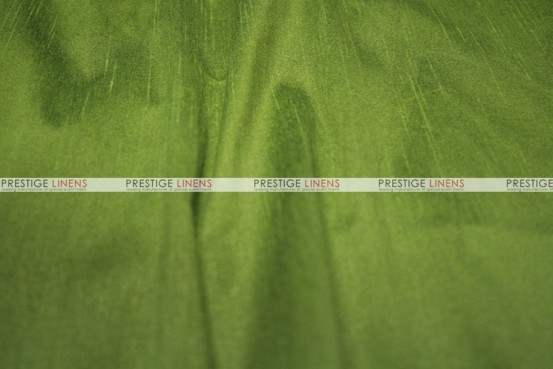 Faux Silk Dupioni - Fabric by the yard - 2053 Dk Lime