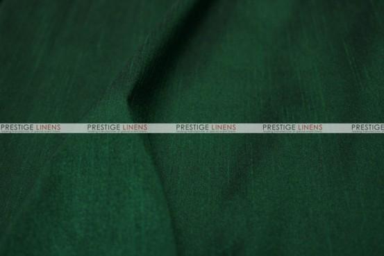 Faux Silk Dupioni - Fabric by the yard - 2089 Hunter