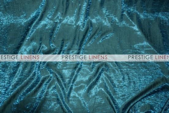 Iridescent Crush Draping - Teal