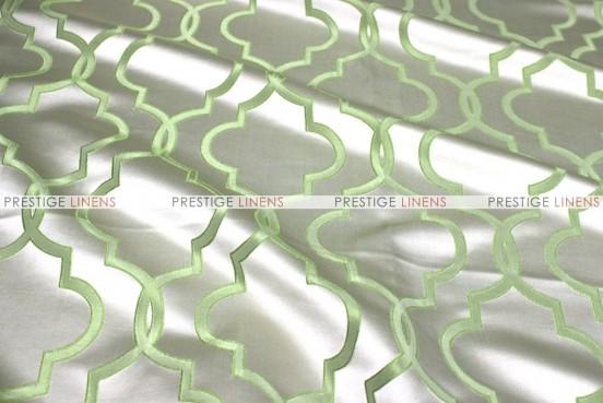 Gatbsy Jacquard - Fabric by the yard - Apple