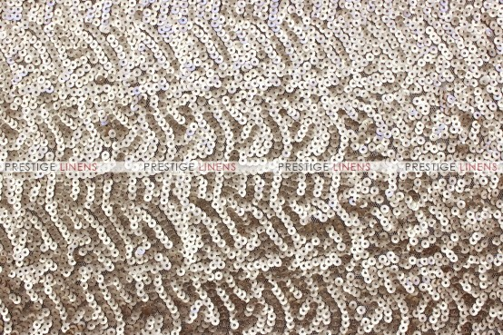 Gatbsy Sequins - Fabric by the yard - Champagne