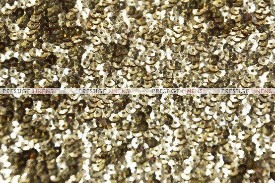 Gatbsy Sequins - Fabric by the yard - Gold