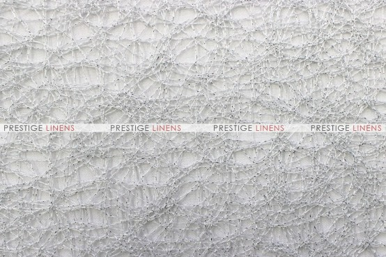 Heather - Fabric by the yard - Silver
