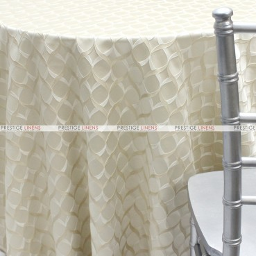Helix - Fabric by the yard - Ivory