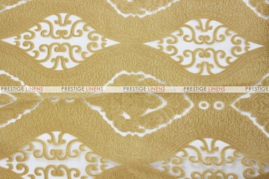 Imperial Damask - Fabric by the yard - Gold