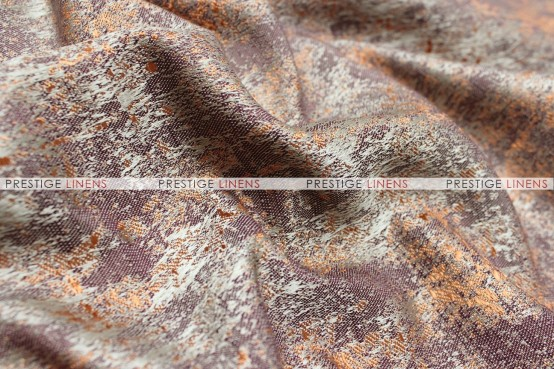 Impressions - Fabric by the yard - Burnt Orange