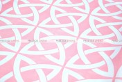 Infinity Print - Fabric by the yard - Pink