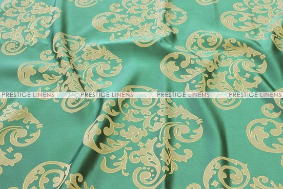 Insignia Jacquard - Fabric by the yard - Emerald