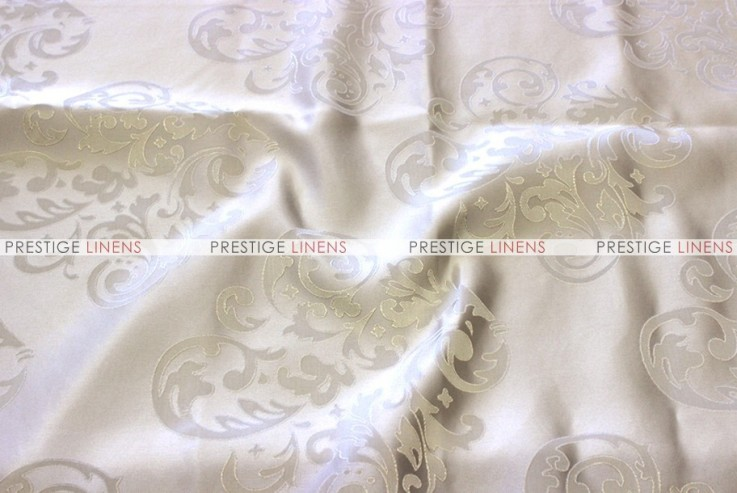 Insignia Jacquard - Fabric by the yard - Ivory