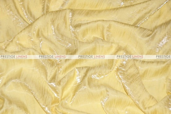 Iridescent Crush - Fabric by the yard - Lt Yellow