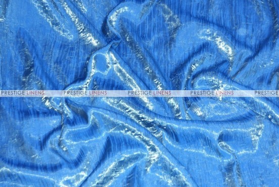 Iridescent Crush - Fabric by the yard - Slate Blue