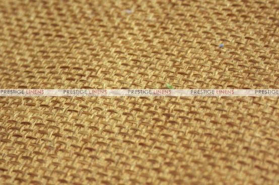 Jute Linen - Fabric by the yard - Dijon