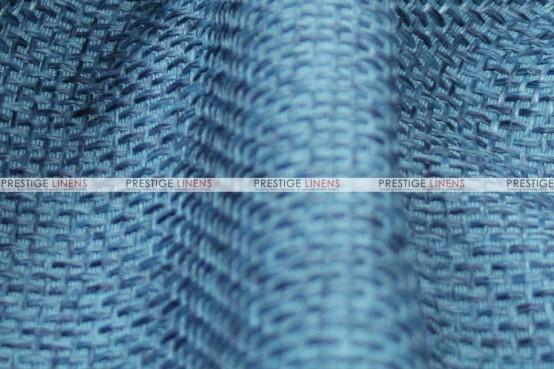 Jute Linen - Fabric by the yard - Slate