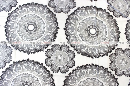 Kaleidoscope - Fabric by the yard - Pewter