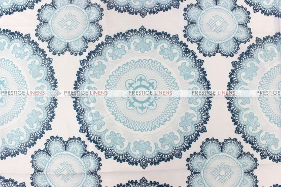 Kaleidoscope - Fabric by the yard - Seafoam