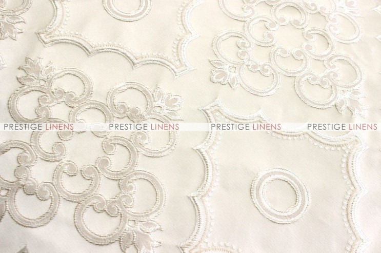 Lacoste - Fabric by the yard - Ivory