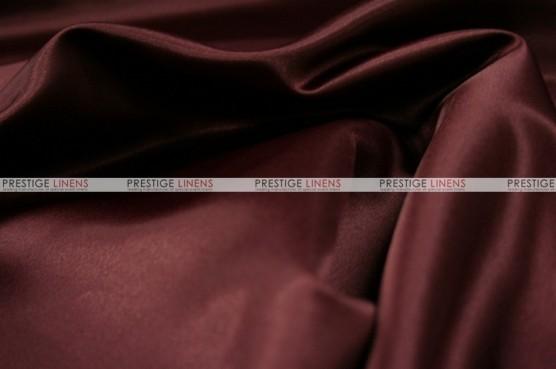 Lamour Matte Satin - Fabric by the yard - 628 Burgundy