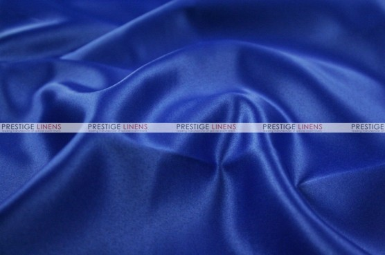 Lamour Matte Satin - Fabric by the yard - 933 Royal
