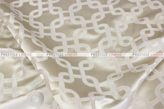 Links Jacquard - Fabric by the yard - Beige