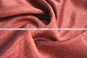 Luxury Textured Satin - Fabric by the yard - Burgundy