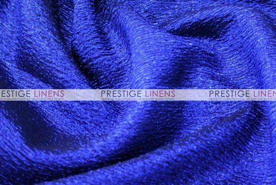 Luxury Textured Satin - Fabric by the yard - Royal