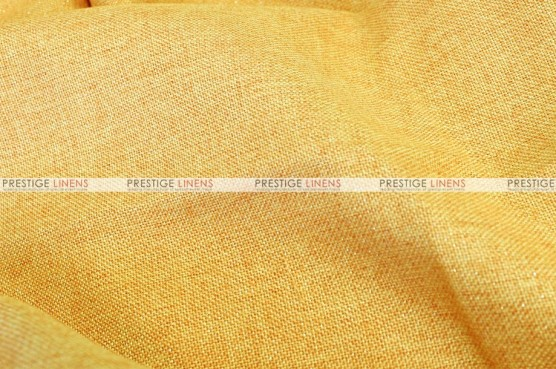 Metallic Linen - Fabric by the yard - Sunshine
