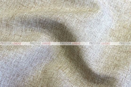 Metallic Linen - Fabric by the yard - Wheat