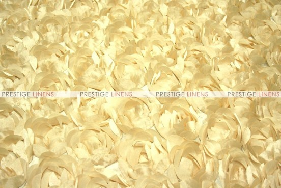 Mini Rosette - Fabric by the yard - Beige