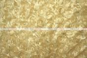 Mini Rosette - Fabric by the yard - Beige