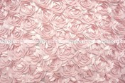 Mini Rosette - Fabric by the yard - Pink