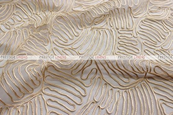 Minotaur - Fabric by the yard - Champagne