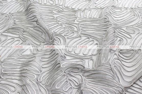 Minotaur - Fabric by the yard - Silver