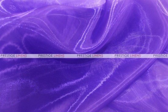 Mirror Organza - Fabric by the yard - 1032 Purple