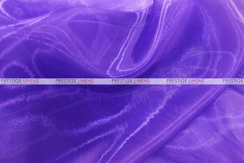 Mirror Organza Fabric By The Yard 1032 Purple