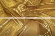 Mirror Organza - Fabric by the yard - 229 Dk Gold