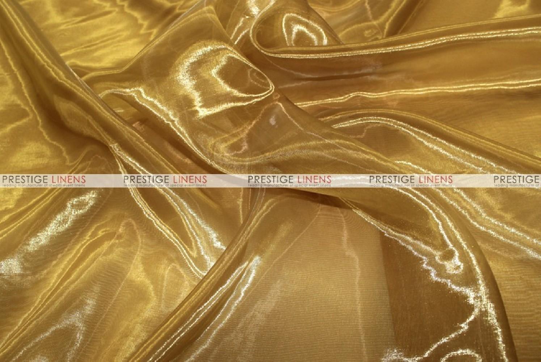 Mirror Organza Fabric By The Yard 229 Dk Gold